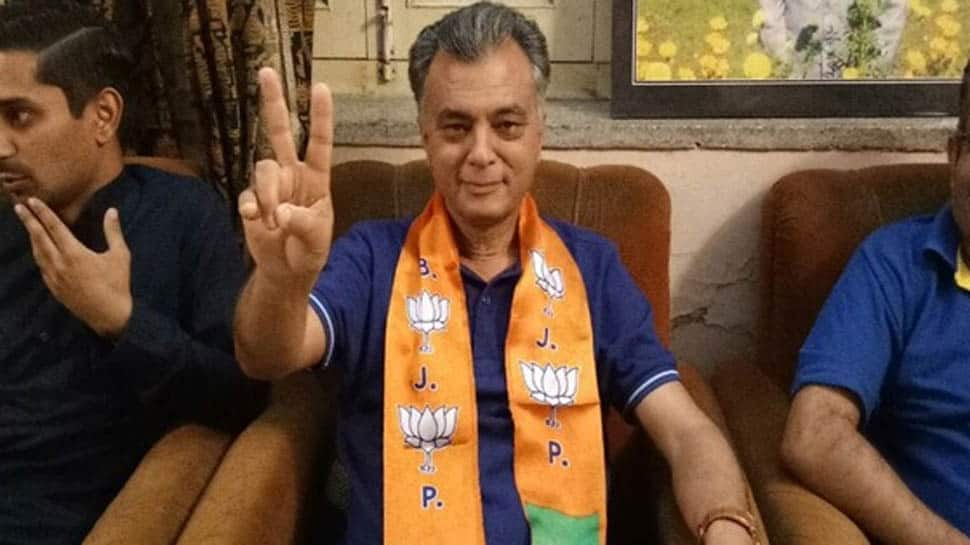 Himachal Pradesh minister Anil Sharma resigns from cabinet