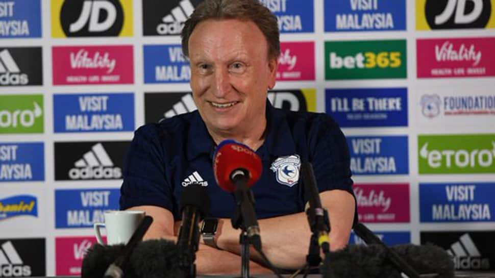 Cardiff City need 10 more points to avoid the drop, says manager Neil Warnock