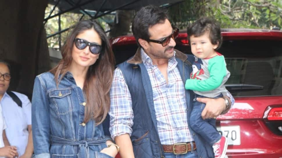 Stop it, my child will go blind: Saif Ali Khan to paparazzi