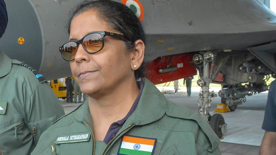Made clear demand to Finance Ministry that unutilised defence budget is not sent back: Nirmala Sitharaman