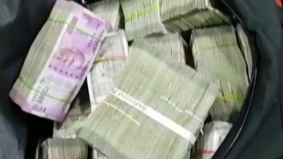 I-T Department seizes unaccounted cash worth Rs 14.54 crore in Tamil Nadu's Namakkal