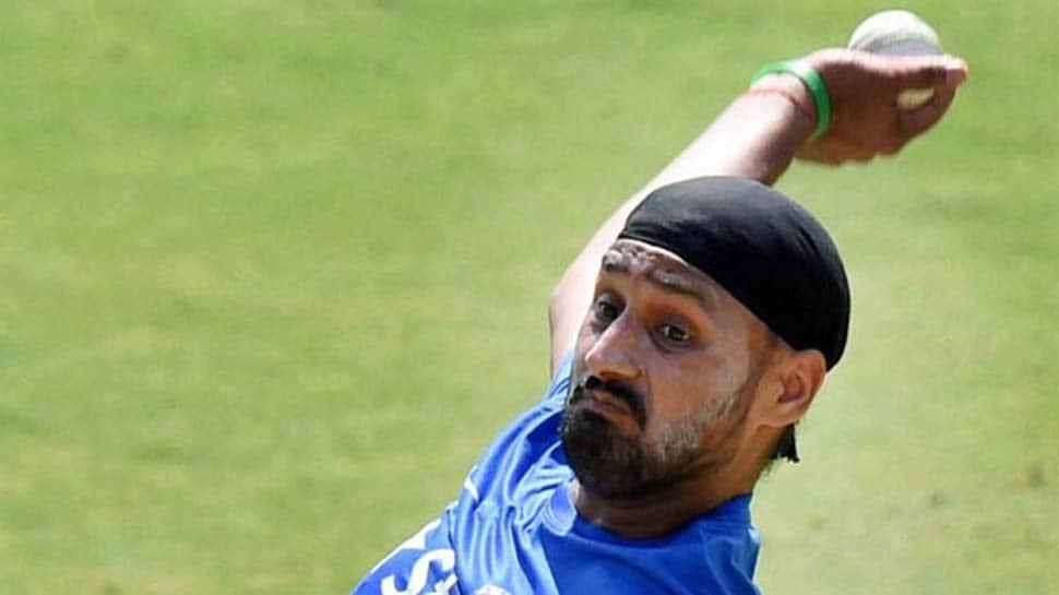Chennai's Harbhajan Singh set to miss Kolkata game due to stiff neck