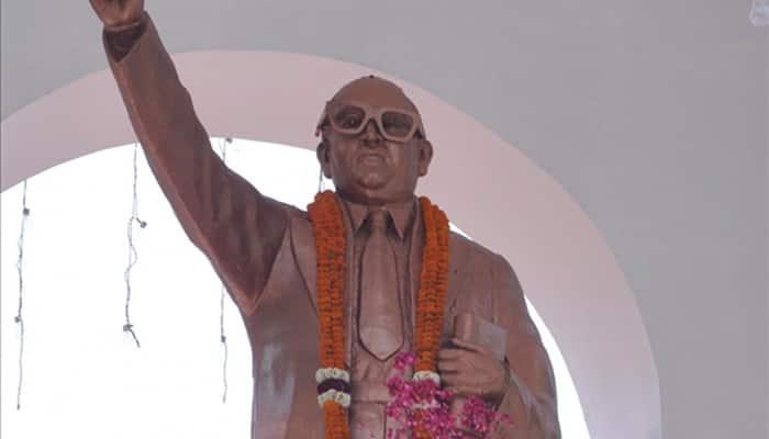 President Ram Nath Kovind pays homage to Dr Bhim Rao Ambedkar on his 128th birth anniversary
