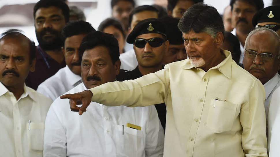 TDP responds to EC's objection over inclusion of 'EVM theft accused' in Chandrababu Naidu's delegation