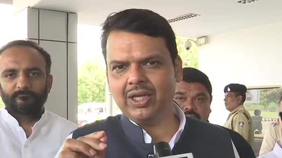 Maharashtra CM Devendra Fadnavis slams NCP chief Sharad Pawar over his remark on late Goa CM Manohar Parrikar