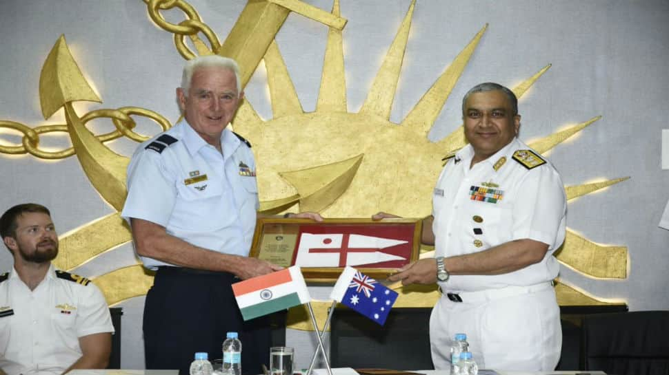 AUSINDEX: Indian and Australian naval exercise concludes