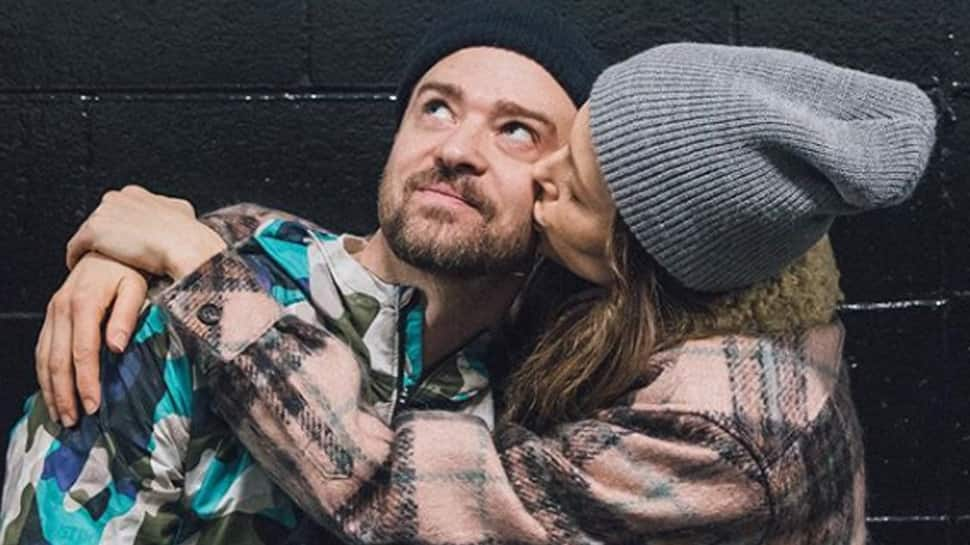 Jessica Biel posts a heart-touching video for Justin Timberlake