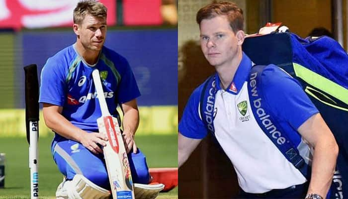 Warner, Smith named in Australia's 15-man World Cup squad, Handscomb misses the cut