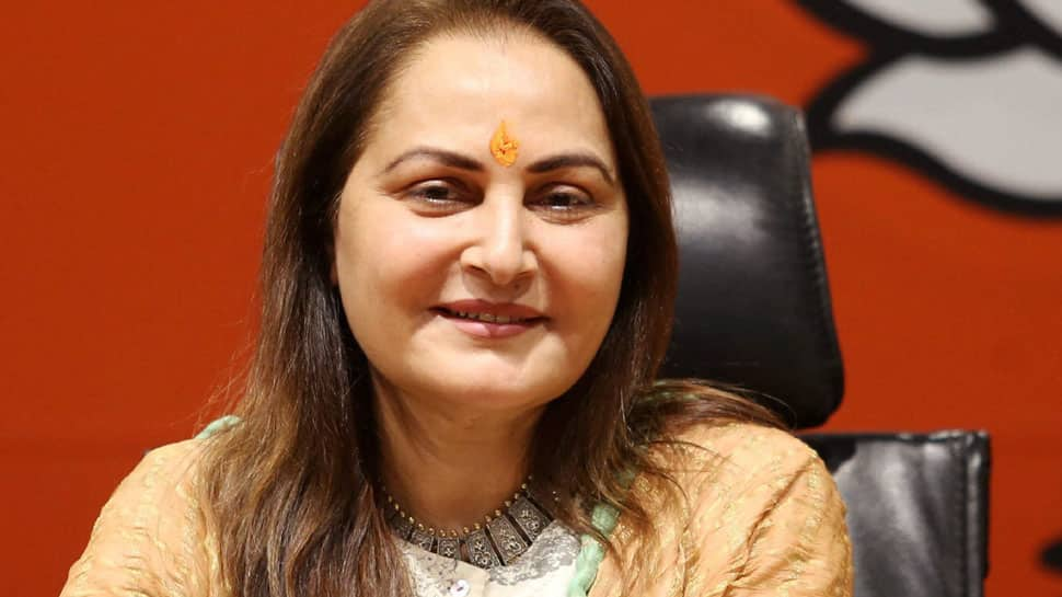 No one should vote for him: Jaya Prada lashes out at Azam Khan for derogatory remarks against her