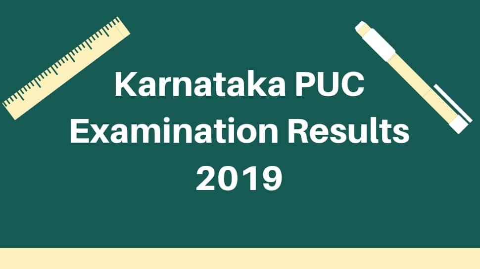 Karnataka PUC Result 2019 declared by KSEEB on kseeb.kar.nic.in
