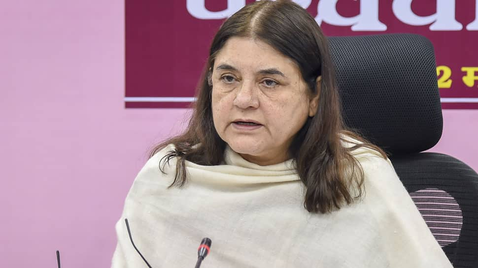 Maneka Gandhi stirs fresh row, comes up with ABCD formula for Pilibhit