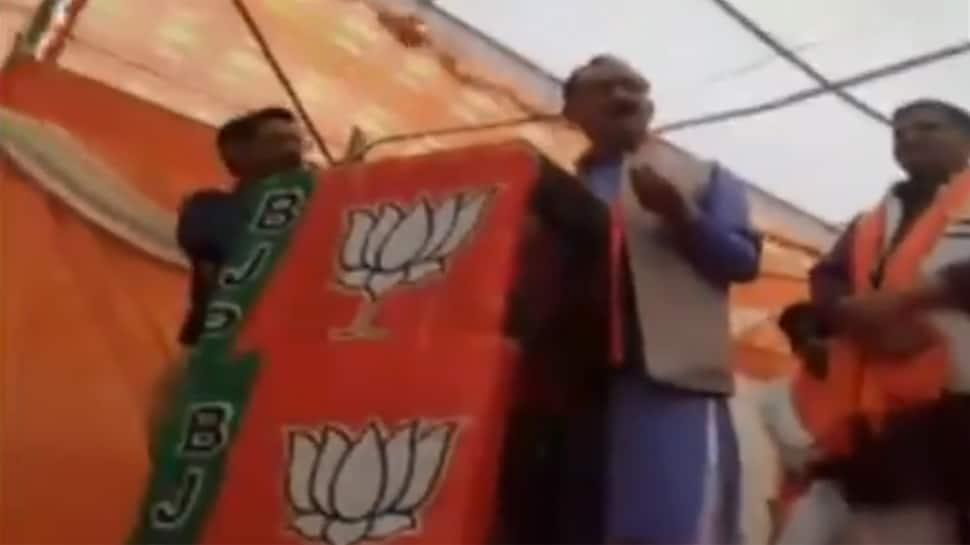 Himachal BJP chief makes obscene slur for Rahul Gandhi, Congress threatens action