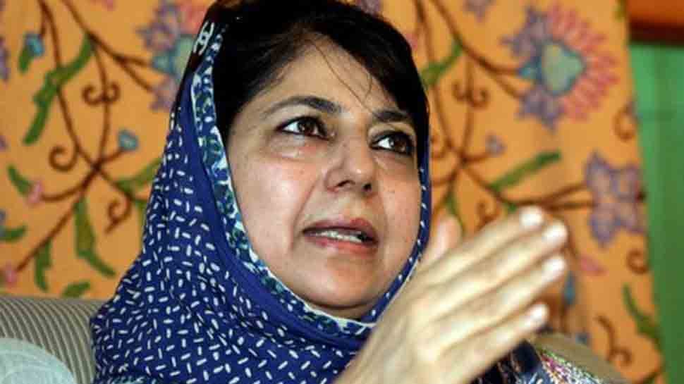 BJP trying to carry out another Balakot-like attack to create insecurity: Mehbooba Mufti