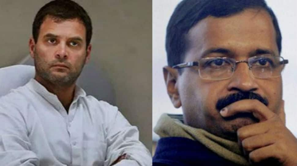 Arvind Kejriwal has done another U-turn, clock is running out: Rahul Gandhi