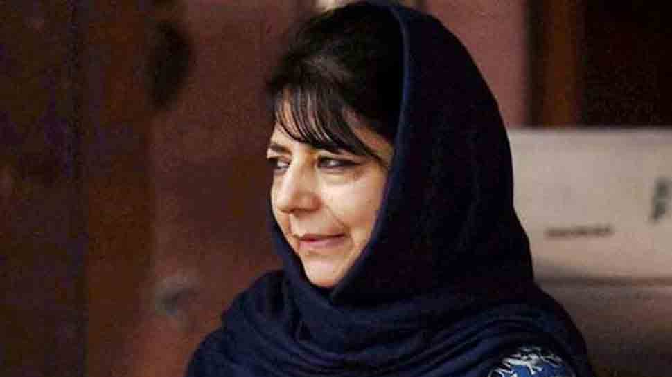 Complaint filed against Mehbooba Mufti over 'seditious' tweet