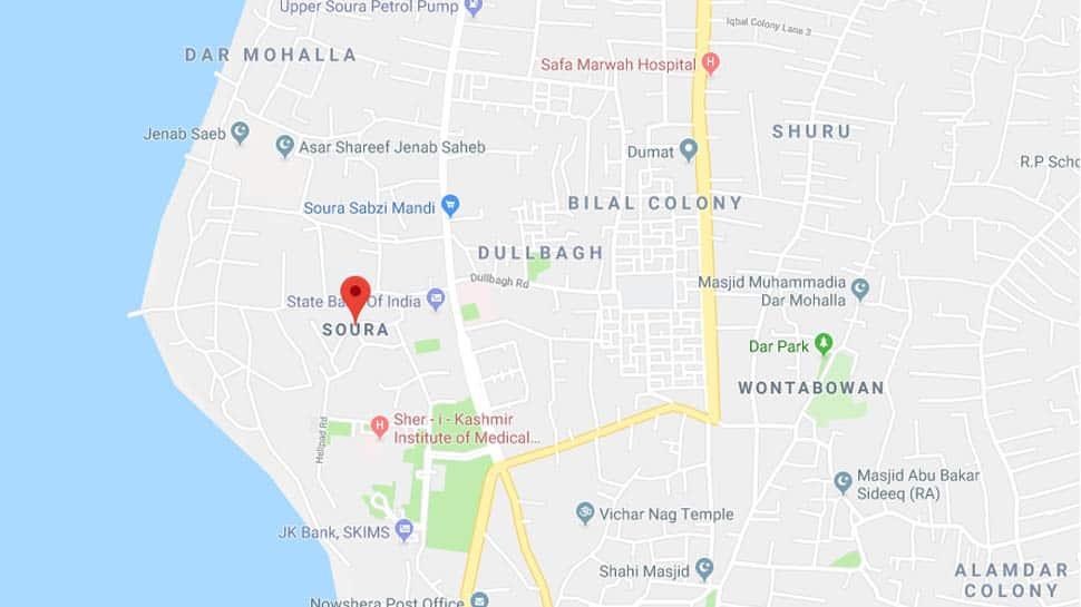 Jammu and Kashmir: 5 civilians injured in Srinagar district blast