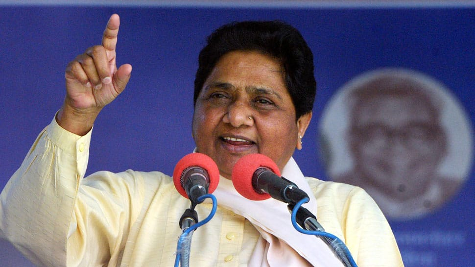 SC rejects Mayawati's plea against 48-hour campaign ban by EC
