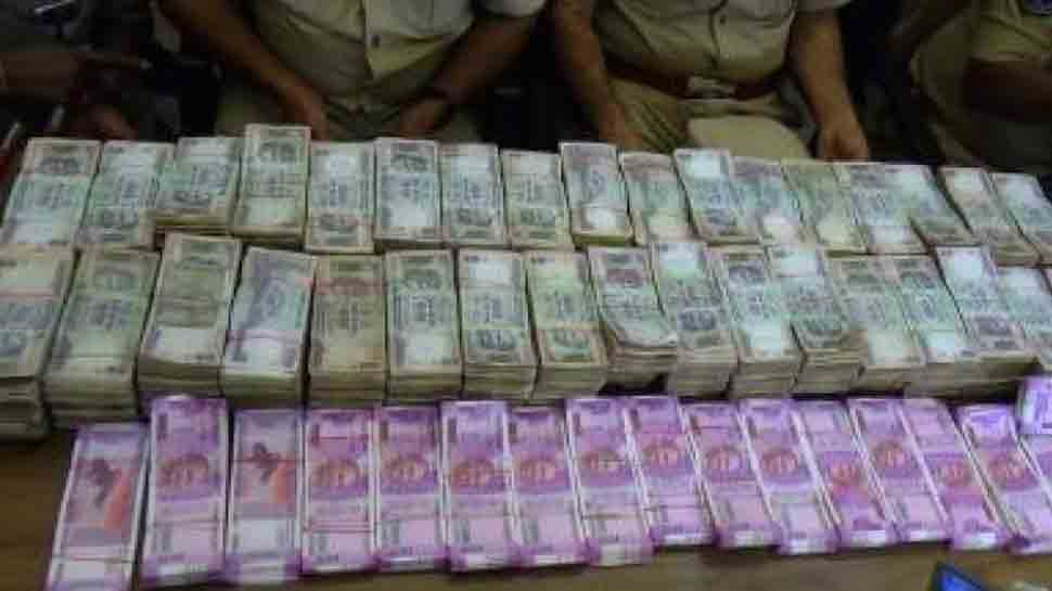 Rs 1.41 cr seized in Coimbatore, 5 AIADMK workers held for distributing cash