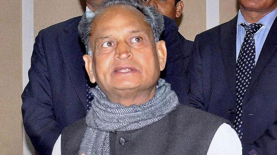 Ashok Gehlot says Ram Nath Kovind is President because of his caste, sparks row