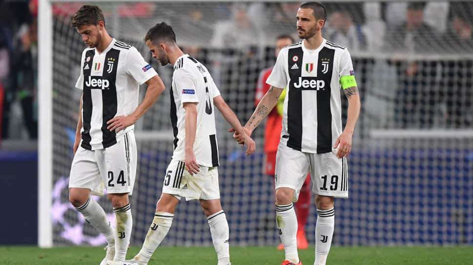 Juventus back to the drawing board after painful lesson