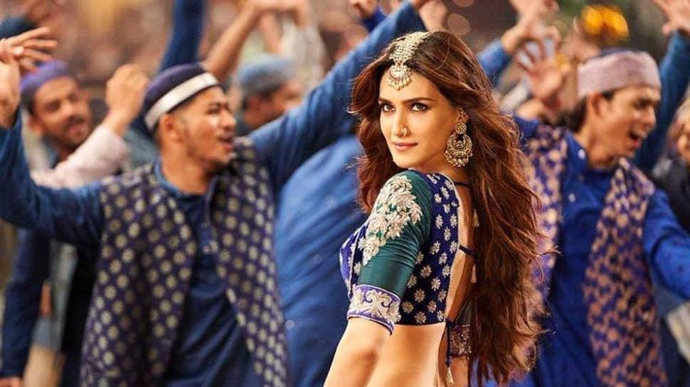 Kriti Sanon's dance rehearsal video on 'Aira Gaira' song from 'Kalank' is unmissable—Watch