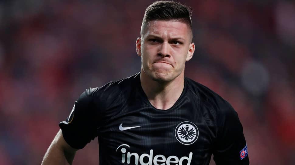 Bundesliga: Eintracht Frankfurt bank on Luka Jovic goals to keep them in top four