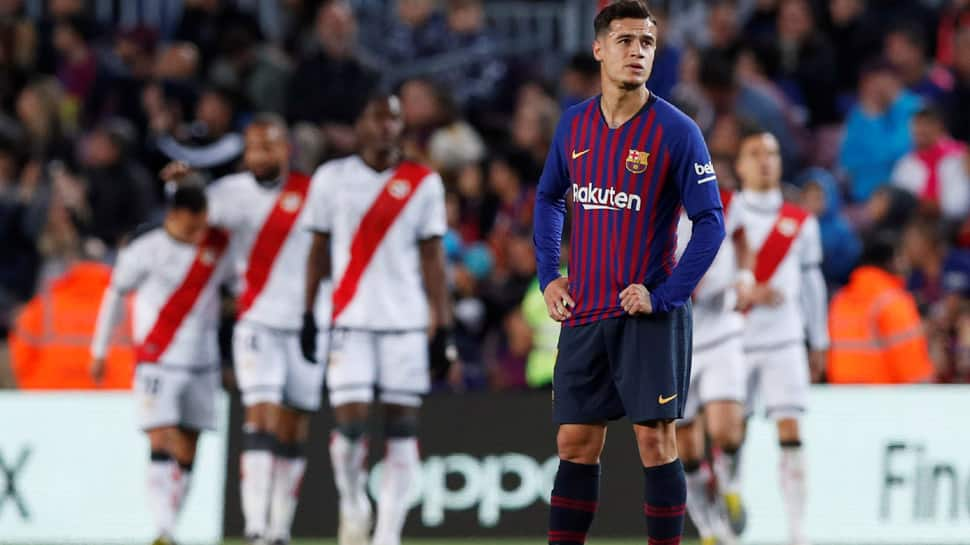 Philippe Coutinho under spotlight against Real Sociedad after 'ugly gesture'