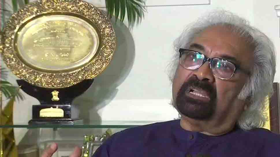 Not satisfied with use of EVMs in Lok Sabha election: Sam Pitroda