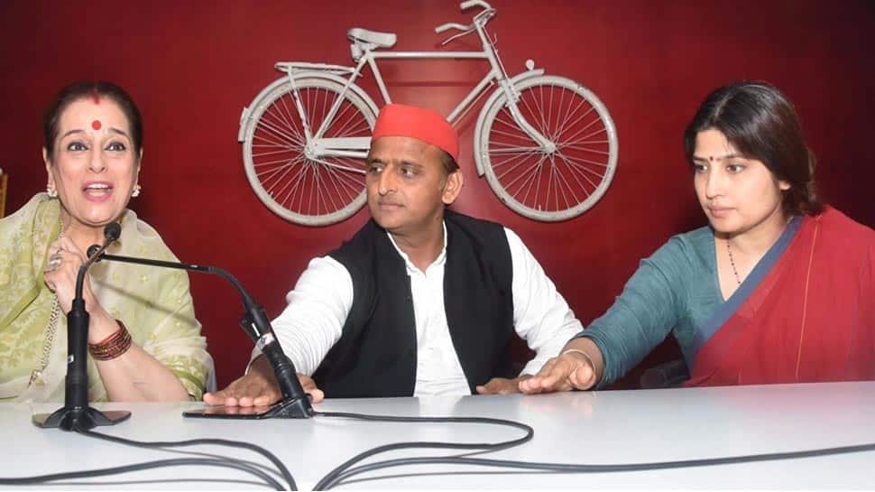 People will vote on basis of work done by leaders: SP's Poonam Sinha