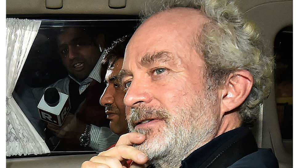 AgustaWestland case: CBI court dismisses Christian Michel's interim bail plea for Easter