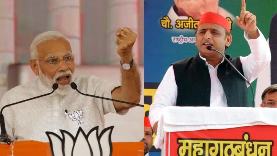 Chaiwala vs doodhwala: Akhilesh Yadav's battlecry in Azamgarh
