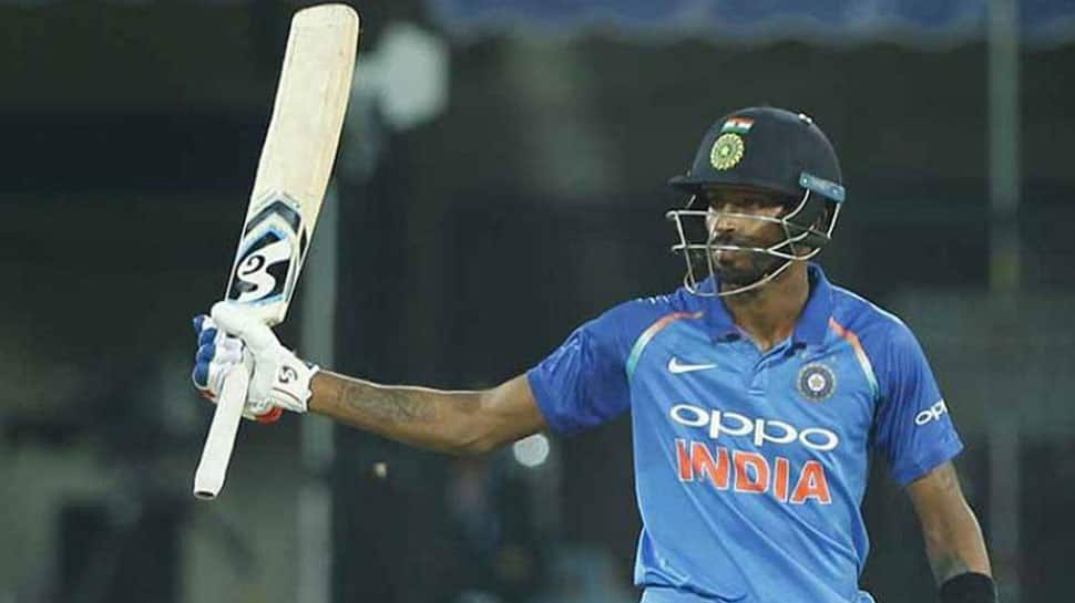 MS Dhoni liked my version of helicopter shot: Hardik Pandya