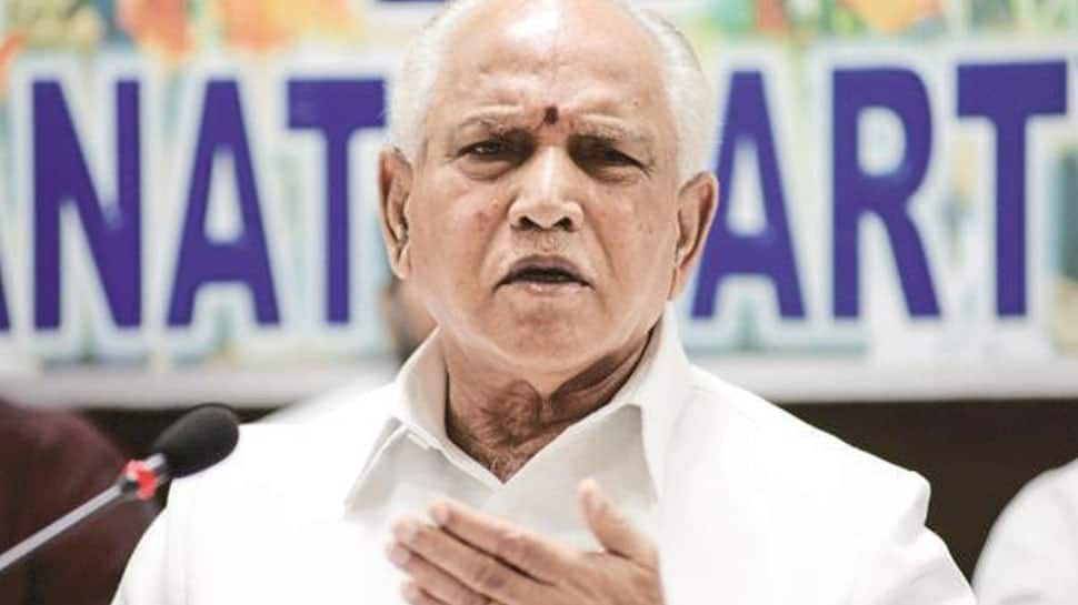 He's fighting on seven seats and dreams to become PM, BS Yeddyurappa mocks HD Deve Gowda