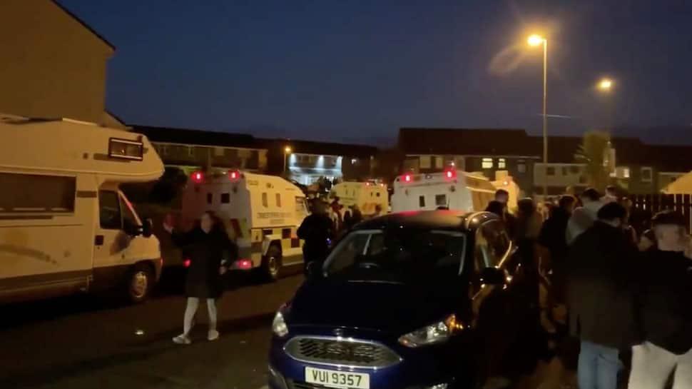 Journalist Lyra McKee, 29, shot dead during Northern Ireland riot