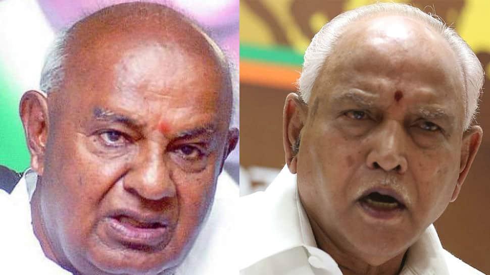 JD(S) contesting on 7 seats yet Deve Gowda dreams of becoming PM: BS Yeddyurappa