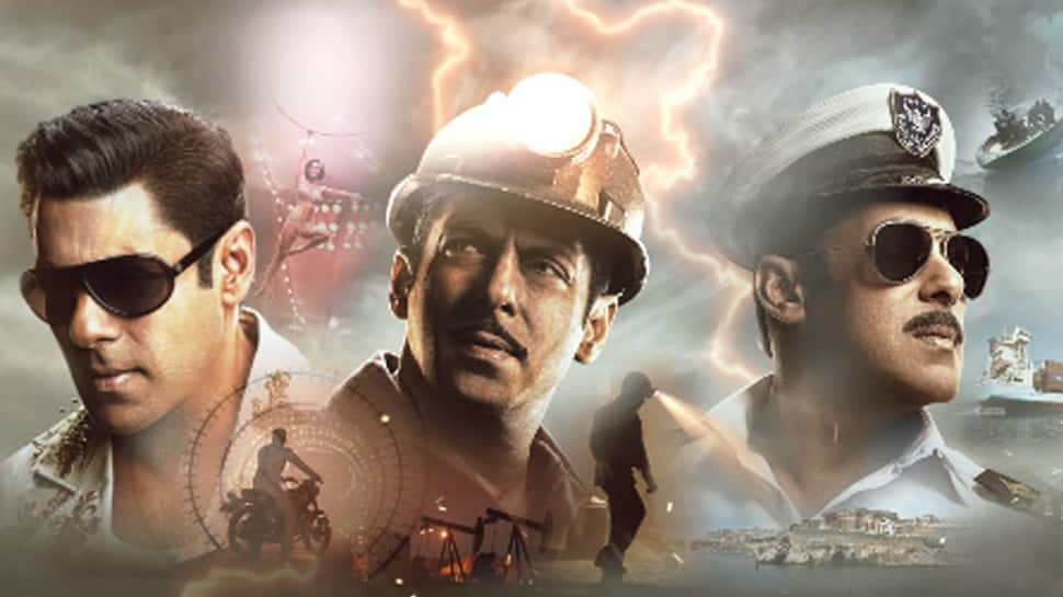 Bharat motion poster: Salman Khan looks ruggedly handsome in different avatars—Watch