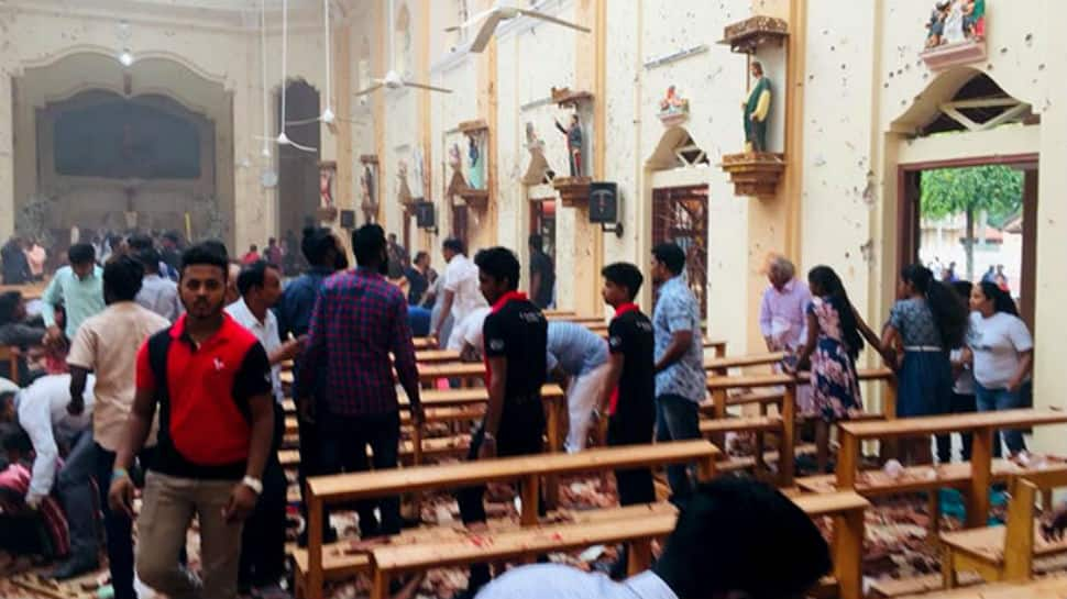Sri Lanka blames Muslim group for Easter horror