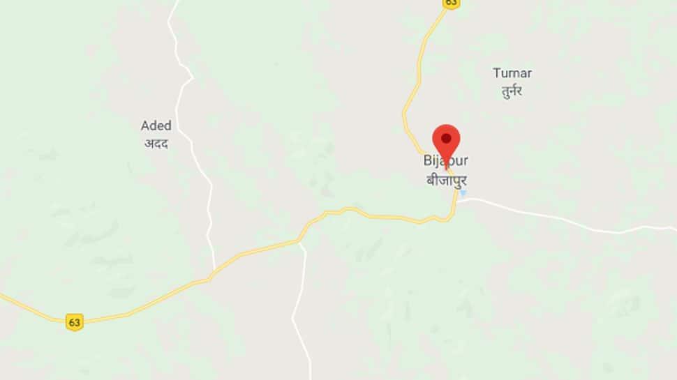 Chhattisgarh: 2 naxals killed in Bijapur district