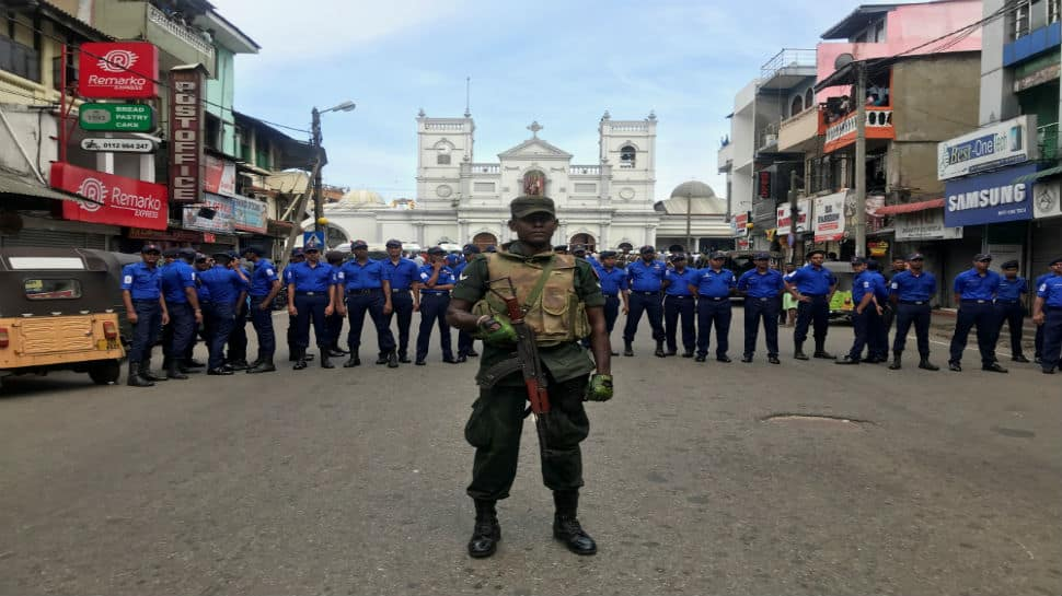 At least 160 dead in explosions inside Colombo churches and 5-star hotels