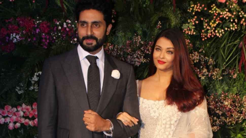 Abhishek spends pool time with Aishwarya, Aaradhya