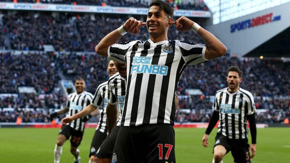 Premier League: Ayoze Perez's hat-trick ends Newcastle relegation fears