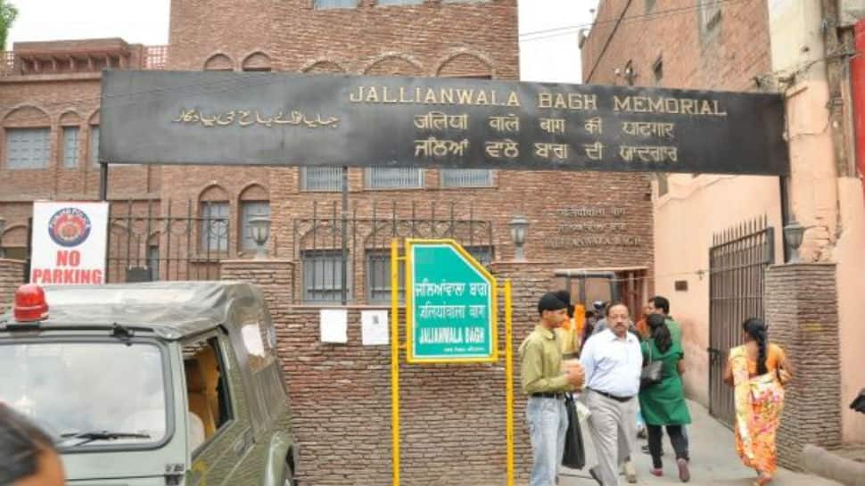 In a first, Pakistan puts on display documents of Jallianwala Bagh massacre