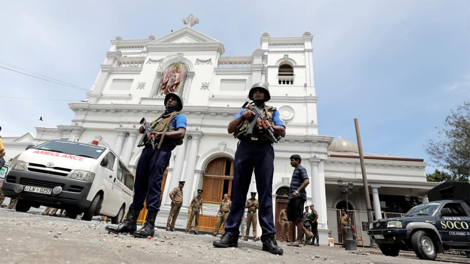 Sri Lanka on high alert after multiple blasts kill at least 160