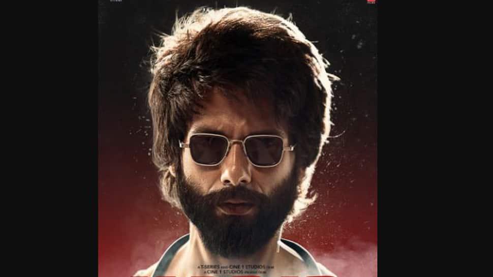 Shahid Kapoor releases new poster of Kabir Singh-See inside