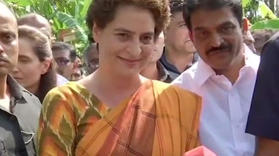 Will be happy to contest from Varanasi if Congress chief asks: Priyanka Gandhi