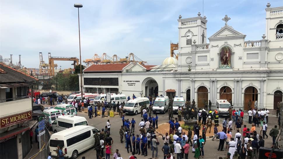 Image result for Sri Lanka Bombing zee news