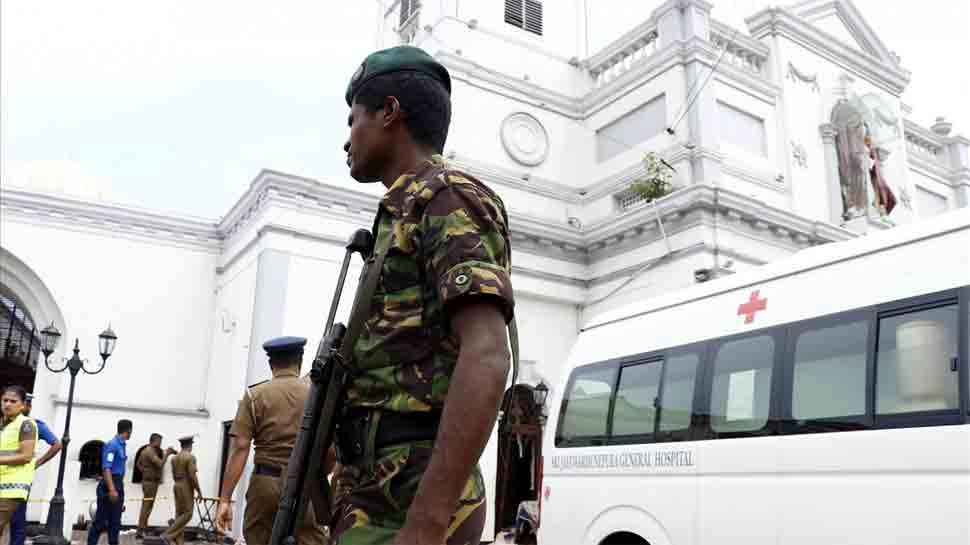 Indian woman among 207 killed in Sri Lanka blasts