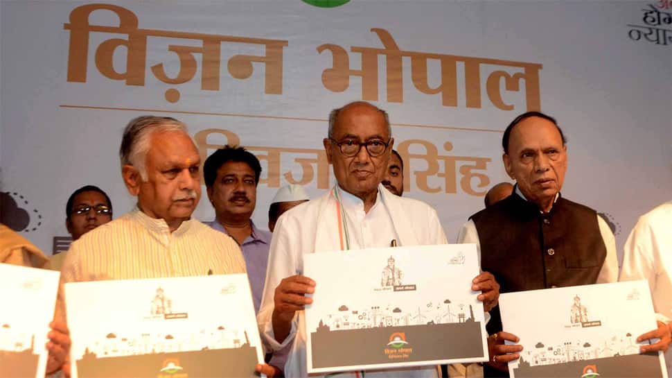 Digvijaya Singh shares his vision document for Bhopal, calls Centre's flagship Smart Cities Mission a 'dumb idea'