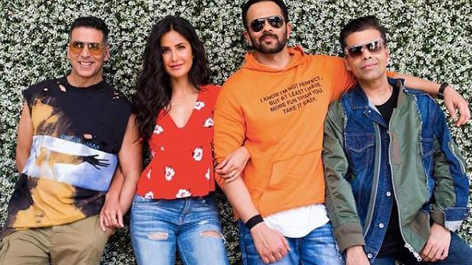 Katrina Kaif joins the cast of Akshay Kumar's Sooryavanshi, shares pic to confirm