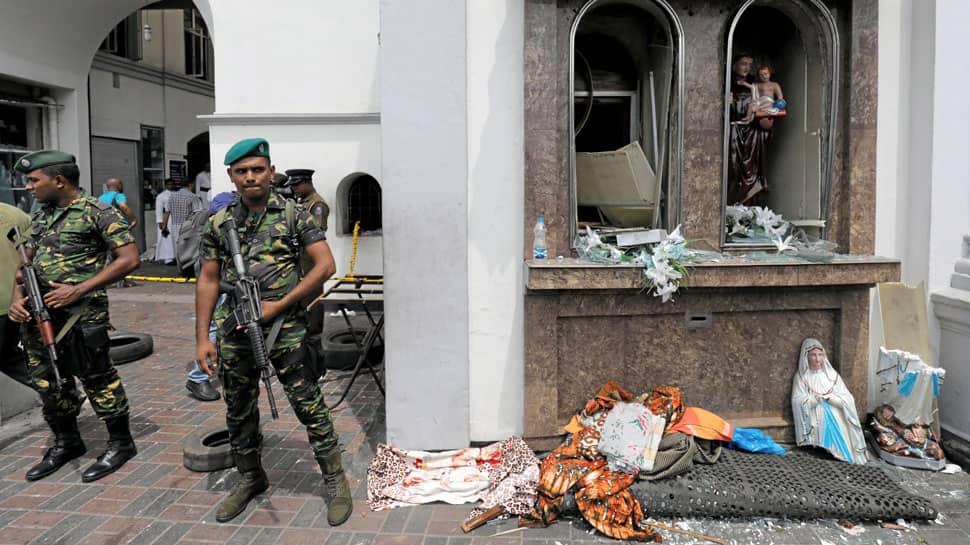 Sri Lanka blasts: Night curfew ordered in Colombo